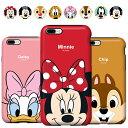 iPhone7 iPhone6S iPhone6 PLUS galaxy S8 SC-02J SCV36 S8+ SC-03J SCV35 ケース ディズニー アイフォン7 iPhone 7 6S 6 カバー バンパー かわいい キャラクター ミッキー ミニー ドナルド デイジー チップ デール チップ&デール プルート グーフィー iPhone7ケース
