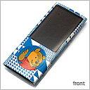 【iPod nano 5th 保護シール】【即納】【iPod nano 5th ディズニー 保護シール プーさん】フィルム/保護シール/保護フィルム/シール