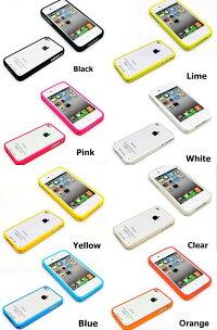 【日本未発売】【入荷待ち】【楽天最安値】【iPhone4S/4対応】【lim's正規品】iPhone4Sケース/iPhone4Sケース/iPhone4ケース/iPhoneケース/カラフルTPUバンパー全8色