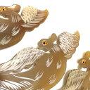 水牛角の櫛 鳳凰 一つ一つ職人の手作りです ベトナム雑貨 櫛 プレゼント クリスマスプレゼント ギフト ヘアーアクセサリー ポーチ 着物 勤労感謝の日 静電気が起きない櫛 かっさ 母の日