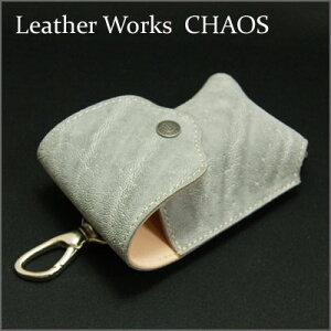 LeatherWorksCHAOS��iPhone5��Ǽ��ǽ2WAY��Х���ե��󥱡����㥸��Х֥�������ե���ȥ쥶��/���졼���������ϥ�ɥᥤ��/���ӥ�����/�������å�����/���ӥۥ����/�ܳס�����̵���ۡڳڥ���_������