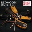 【即納】REDMOON BASIC LINE/レッドムーン ベーシックライン≪キーケース/キーバック/S-RM-KB1≫キーホルダー【送料無料】【楽ギフ_包装】【売れ筋】
