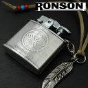≪RONSON Standard ロンソン スタンダード 2016年限定モデル イーグルコレクション シルバー古美 R02-2016S≫