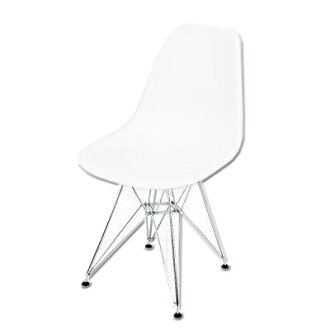 Eames shell Chair DSR white イームズチェア