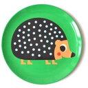 メラミン 皿 食器 北欧雑貨 おしゃれ かわいい 子供 OMM-design メラミンプレート はりねずみ ヘッジホッグ hedgehog Ingela P Arrhenius インゲラ・アリアニウス