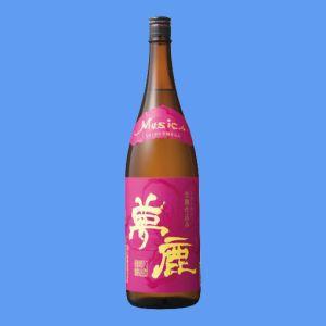 八鹿酒造 夢鹿(ムジカ) 25° 1800ml 【大分県オリジナルの大麦「トヨノホシ」を100%使用】