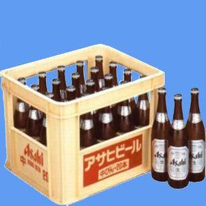 アサヒ スーパードライ中瓶500mlケース(20本入り)