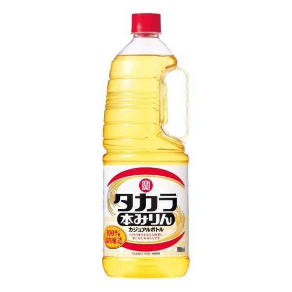 宝酒造 タカラ本みりん カジュアルボトル 1800ml