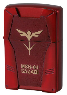 Gundam char custom Zippo lighters ZIPPO part 2 No.3 Sotheby image model
