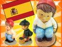 【在庫あり】スペイン カタルーニャ地方の本物!○○○してるカガネルCaganer)人形こどもバージョン2個セット 【02P03Dec16】