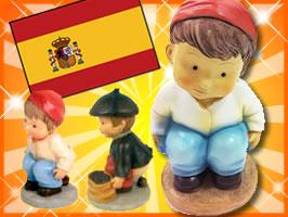 スペイン カタルーニャ カガネル バージョン