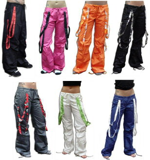 UFO GIRL's STRAPPY PANTS ガールズストラッピー pants
