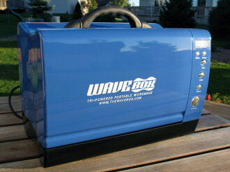 Portable microwave wave box Wave Box (wave box) (you can carry, the great outdoors)