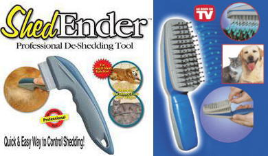 In online TV store! Pet grooming set シェッドエンダー and ペットグルームプロ in both!