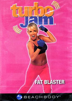 Turbo jam FAT BLASTER fat blast fat burning