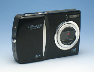 Vistaquest ★ VISTA QUEST VQ7228 toy camera 700万 painting great