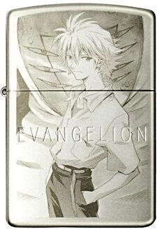 New century Evangelion sadamoto Yoshiyuki sadamoto line Zippo Kaworu Nagisa