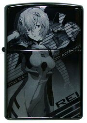 Evangelion: 2.0 original Zippo Type-REI REI