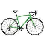 【代引無料】MERIDA(メリダ) AMR008527 EG21 RIDE 80 ロードバイク 52cm 700x25 16段変速 グリーン [AMR008527_EG21]