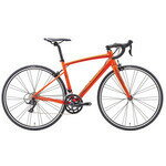 【無料】MERIDA(メリダ) AMR02527 EY17 RIDE 200 ロードバイク 52cm 700x25 18段変速 マットオレンジ [AMR02527_EY17] カテゴリ:MERIDA(メリダ) ロードレーサー