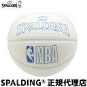 バスケットボール SPALDING スポルディング イノセンス 7号球 合成皮革 屋外用