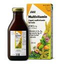 マルチビタミン【250ml】Salus(サルス社)(フローラ・ハウス 栄養機能食品)