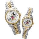 ★送料無料★ミッキー80周年☆天然ダイヤモンド時計