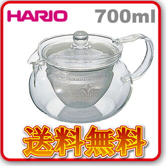 茶壺 ! [玻璃茶壺 700 毫升: 茶茶壺-CHJMN-70T