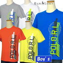 POLO by Ralph Lauren Boy'sActive LineロゴプリントTシャツ【ラルフローレン ボーイズ】