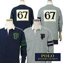 POLO by Ralph Lauren ラルフローレン長袖ラガーシャツ【Custom Fit】【ラルフローレン】ギフト プレゼント