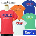 POLO by Ralph Lauren Boy'sPOLOロゴ半袖 Tシャツ【2014-Spring/NewModel】【ラルフローレン ボーイズ】#323179449