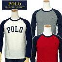 POLO by Ralph Lauren Boy'sラルフローレン長袖Tシャツ【2015-Spring/NewModel】【ラルフローレン ボーイズ】