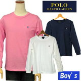 POLO by Ralph Lauren Boy''sベーシック 長袖 T シャツ【2015-Spring/NewColor】【ラルフローレン ボーイズ】