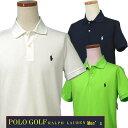 POLO GOLF Ralph Lauren Men 039 s半袖鹿の子ポロシャツラルフローレン ポロシャツXL,大きいサイズ送料無料