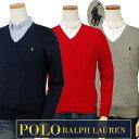 POLO Ralph Lauren Boy'sコットン Vネックセーター【2016-Spring/NewColor】【ラルフローレン ボーイズ】