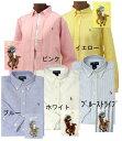 POLO by Ralph Laurenラルフローレン Boy's定番長袖 オックスフォ-ドシャツボタンダウンシャツポロ ボーイズ#323102720