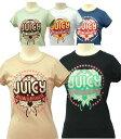 【全商品10%OFFクーポン】【Juicy Couture、ジュシ-クチュ-ル】JUICY LOVE 半袖 Tシャツ