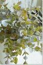 造花 インテリアグリーン 観葉植物 フェイクグリーン【造花 ユーカリブッシュ(パープルグリーン)】