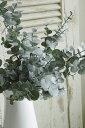 造花 インテリアグリーン 観葉植物 フェイクグリーン【造花 ユーカリ 1本(グリーン)】 1月24日(火)入荷予定