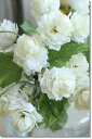 造花 インテリアグリーン 観葉植物 フェイクグリーン【造花 ホップピック(クリーム ホワイト)】