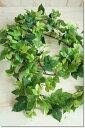 造花 インテリアグリーン 観葉植物 フェイクグリーン【造花 メープルアイビーガーランド(ライトグリーン)】 10P03Dec16