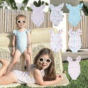 ウィロースイム | ベビー 水着WILLOW SWIM Gracie グレイシー スイムウェア 紫外線対策 SPF50+ 女の子 ベビー フリル 可愛い キッズ