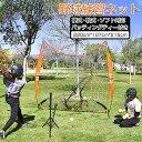 野球練習ネット バッティングネット ピッチングネット 野球道具 打撃 投球 折り畳み式 バッティングティー付 収納用バッグ付 トレーニング 打球ネット 防球ネット 投球練習ネット ソフトボール練習ネット 野球ネット 送料無料