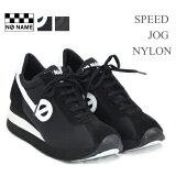 《レビュー記入で600OFF》NO NAME (ノーネーム) ヒールスニーカー SPEED-00101 SPEED JOG NYLON【】【あす楽対応】 / 10P01Mar15