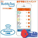 迷子予防リストバンド バディタッグ BUDDY TAG 子供用防犯ブザー アラーム GPS 位置情報 迷子