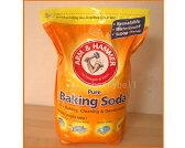 重曹 Arm&Hammer Pure Baking Soda アームアンドハンマー ベーキングソーダー 重曹 6.1kg【4個まで1送料】