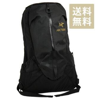 ARC ' TERYX / Arc'Teryx ARRO 22 [arrow 22] backpacks (22 L) black CASUAL/URBAN 6029 52636 BLACK