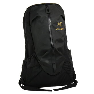 Arc'Teryx ARRO 22 backpack black CASUAL/URBAN 6029 52636 (22 L) BLACK ARC ' TERYX あーく pouty giggle