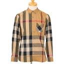 バーバリー BURBERRY メンズ ボタンダウンシャツ キャ