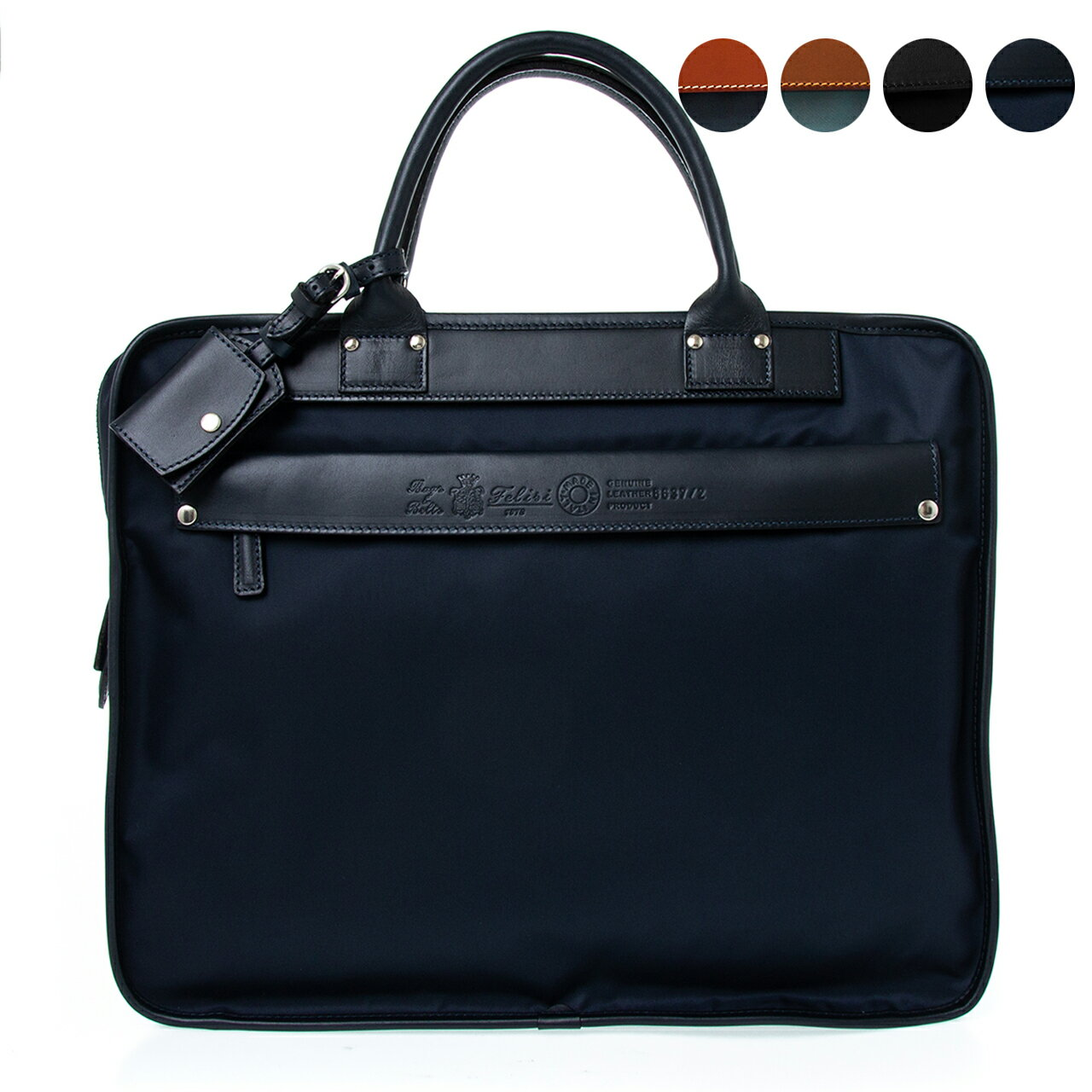 FELISI/フェリージ バッグ ブリーフケース A4 BUSINESS BAG 8637/2/DS [全5色]